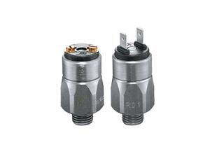 0169 - Piston type pressure switch