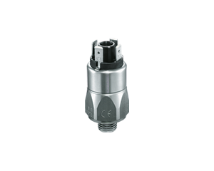 Suco 0186 / 0187  Series - 303 Stainless Steel Body (hex 27)