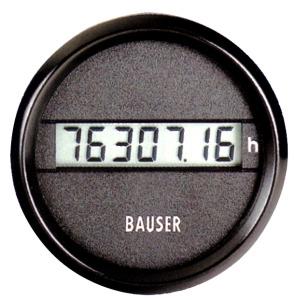 Bauser hour meter 1