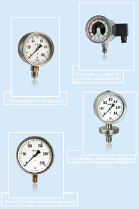 AFRISO Pressure Gauges