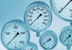 Armaturenbau gauges