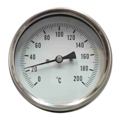 thermometer bimetal