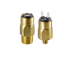 0167 series SUCO Pressure switch with Brass Body