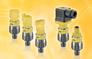 E.2 Electronic Pressure Switches, Performance Series, hex 24, adjustable by user image