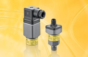 E.3 Electronic Pressure Switches, hex 27  AF 30, adjustable by user image