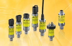 E.5 Electronic Pressure Switches, High-Performance series, hex 22 with 1 switch output image