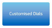 Customised Dials